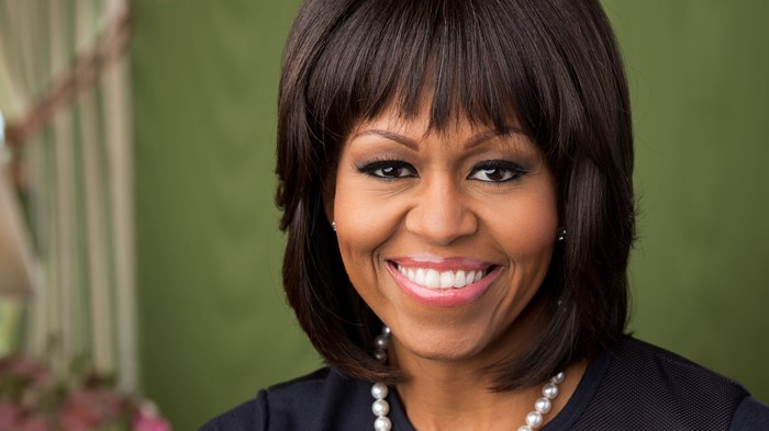 A Farewell to Michelle Obama