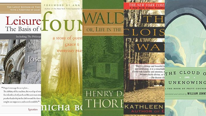 5 Books to Read During an Internet Sabbatical