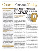 Church Finance Today