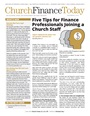 Church Finance Today December 2016 issue