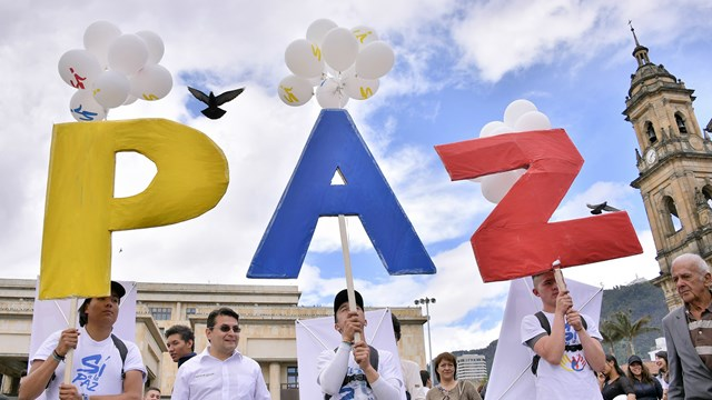 Why Many Colombian Protestants Opposed Peace with FARC Fighters
