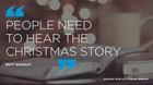 Keeping Your Christmas Sermons Fresh