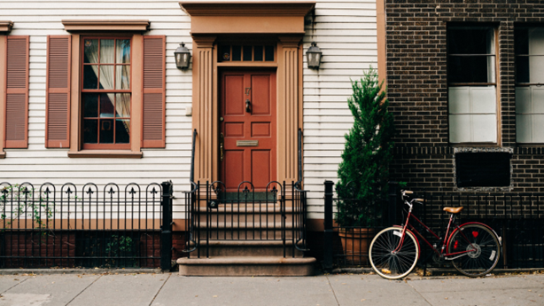 God Makes Our Next Door Neighbor