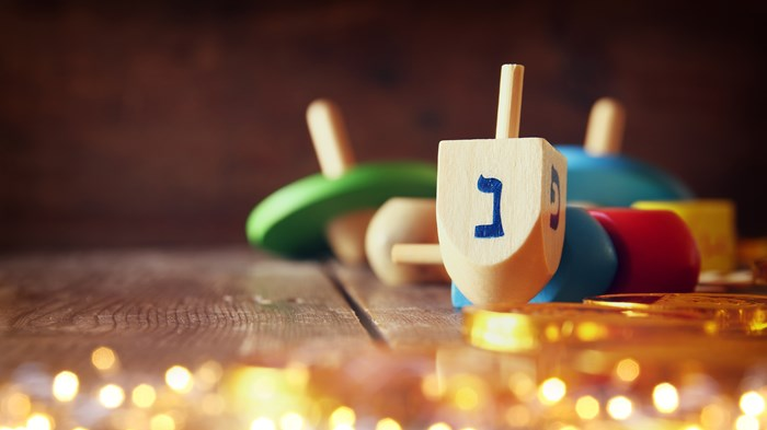 Do They Know It's Hanukkah?