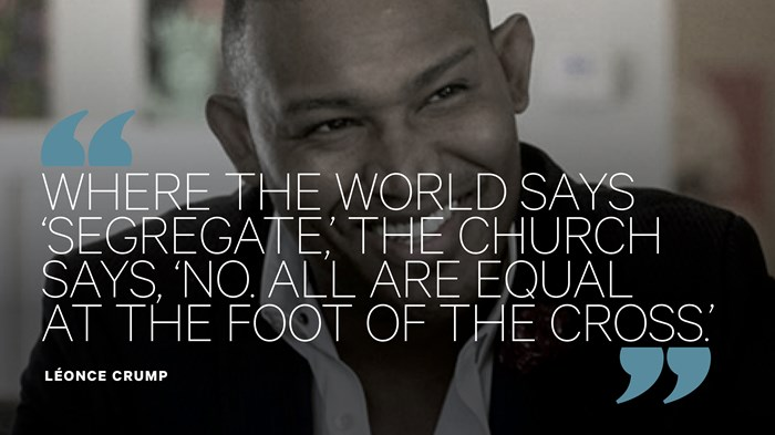 Léonce Crump Traded His NFL Future for a Pastor's Burden