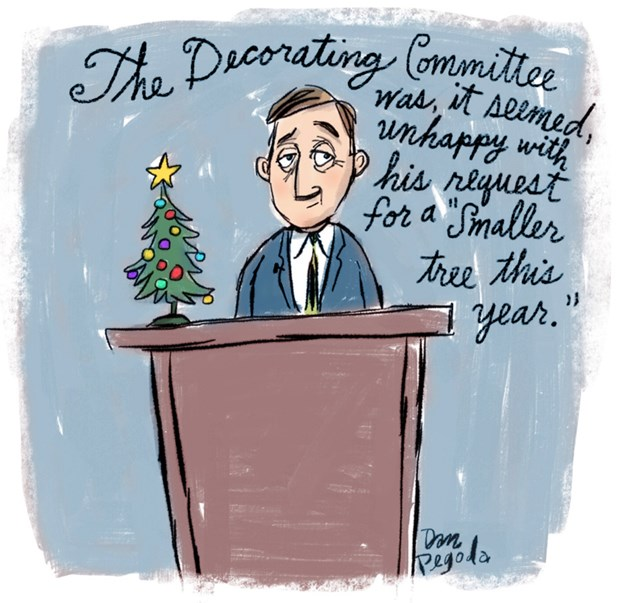 A Passive Aggressive Christmas