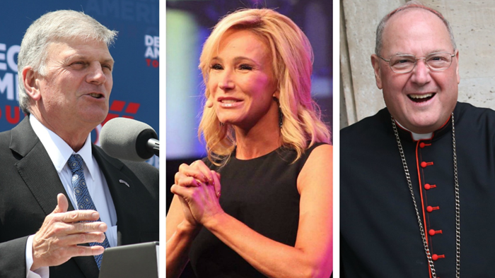 Here's Who Will Pray at Trump's Inauguration