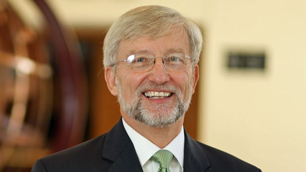 An Interview with Baylor's Interim President David Garland