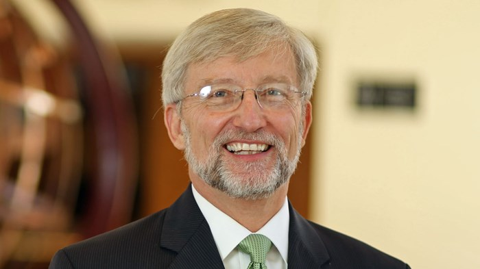 An Interview with Baylor's Interim President David Garland