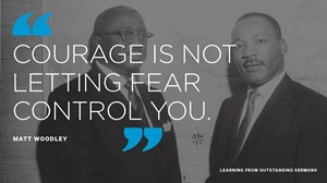 Preaching with Courage