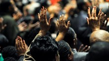 How Lifting My Hands in Worship Became My Protest to God