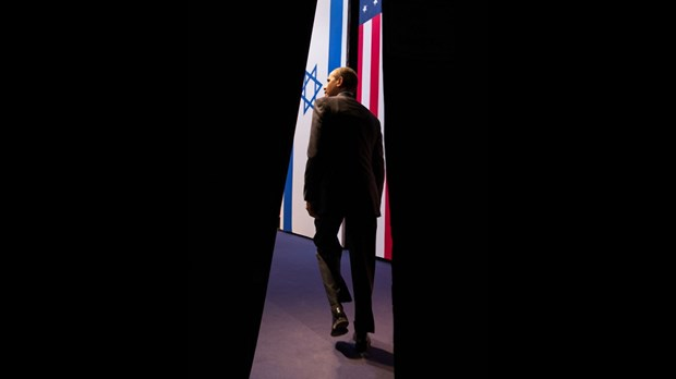 Where Obama's Final Push for a Two-State Solution Leaves Trump