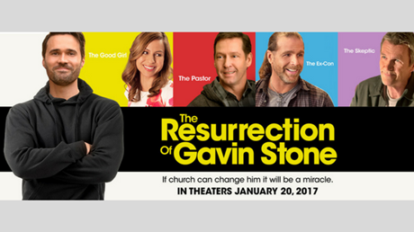 The Resurrection of Gavin Stone: My Review