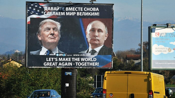 What Evangelicals Living Under Putin Think of Trump