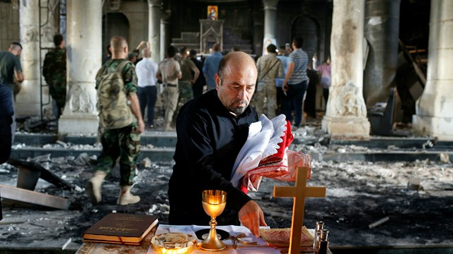 What Arab Church Leaders Think of Trump Prioritizing Persecuted Christian Refugees