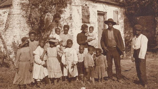 the issues in the historic portrayal of the slavery in america Stereotypes of african americans to the role of black people in america watson represents an historical slave women could be portrayed as having.