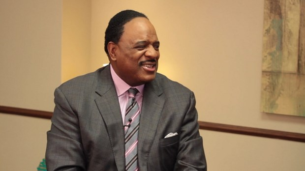 James Brown: The Word of God Undergirds Everything I Do