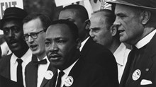 1963 Martin Luther King, Jr. Leads the March on Washington