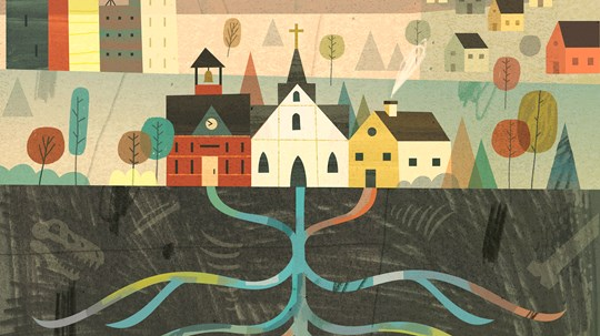 The Benedict Option's Vision for a Christian Village
