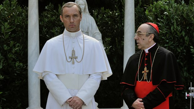 'The Young Pope' Takes an Anxious Look at the Danger of Doubt