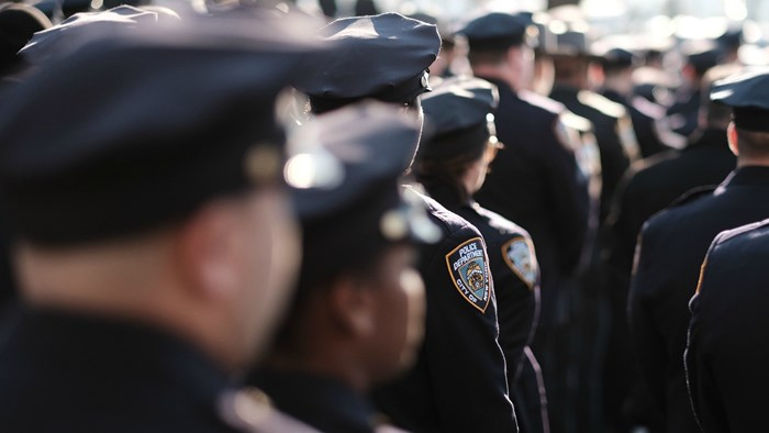 Black, White, and Blue: How Christians Rate the Police