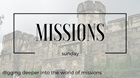 Missions Sunday: Are You Ready to Change?