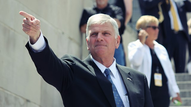 Evangelical Critics: Franklin Graham's Evangelism Won't Work in Vancouver