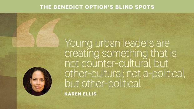 The Benedict Option's Blind Spots