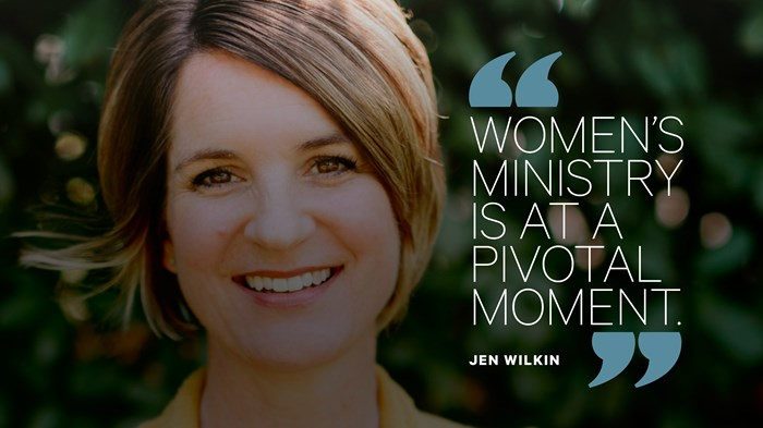 Jen Wilkin: Let's Make This a Golden Age for Women's Ministry