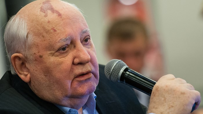 Red Herring: Mikhail Gorbachev's Not-Quite Conversion