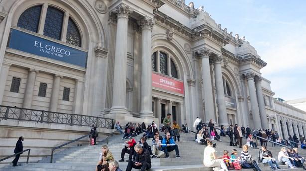 Metropolitan Museum of Art Offers 'Workout' Tour