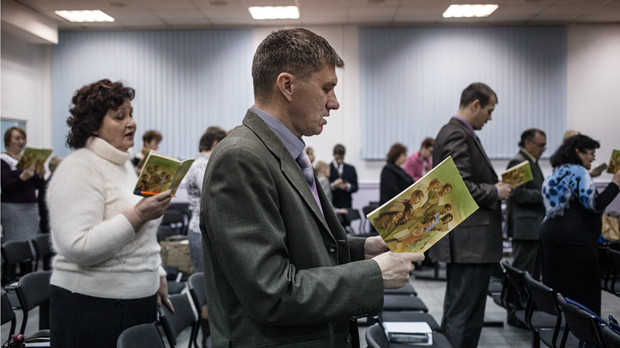 Russia to label Jehovah Witness as extremists organization