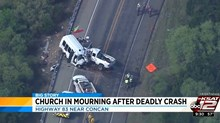 Texas Church Mourns 13 Seniors Killed in Choir Bus Crash