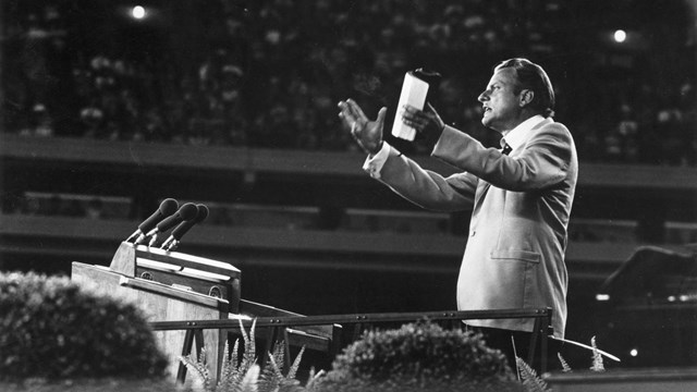 The Other Billy Graham Rules