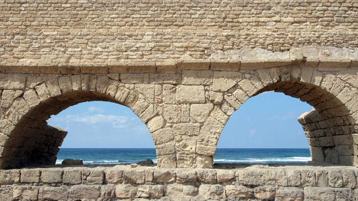The Secret of the Roman Arch in Pastoral Leadership