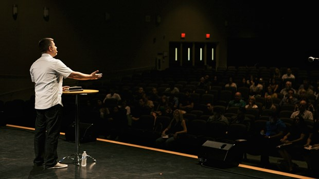 The Hottest Thing at Church Is Not Your Pastor or Worship Leader