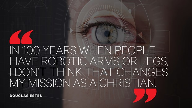 Can Christians Affirm Transhumanism?