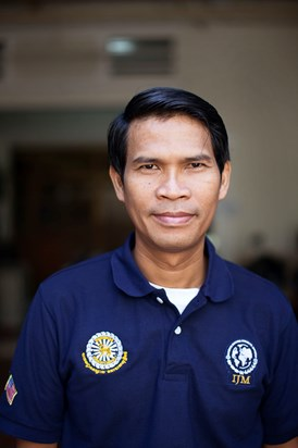 Sek Saroeun, born three months after the Khmer Rouge takeover, watched Cambodia's sex industry surge and decline. A convert to Christianity, he grew to become one of the country's top lawyers prosecuting perpetrators of underage trafficking.