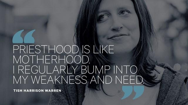 Why Tish Harrison Warren Gave Up on Being a 'Good Church Kid'