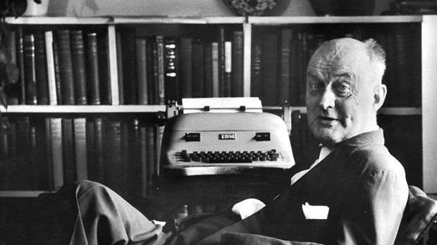 Five Things You Should Know About Reinhold Niebuhr