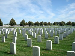 Fort Snelling National Cemetery, Saint Paul, Minnesota