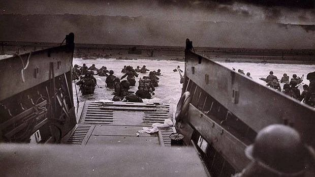 The Man Who Saved The World By Thinking Small: A D-Day Tribute