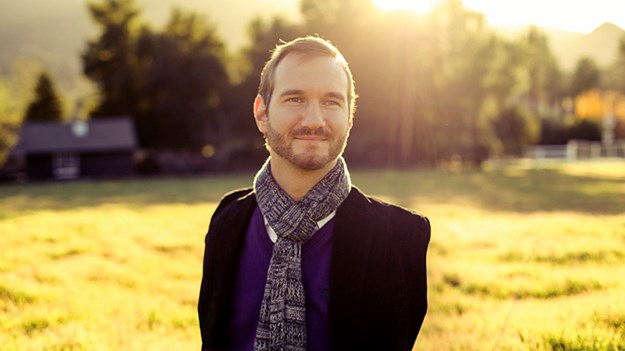 Nick Vujicic and Openness to God