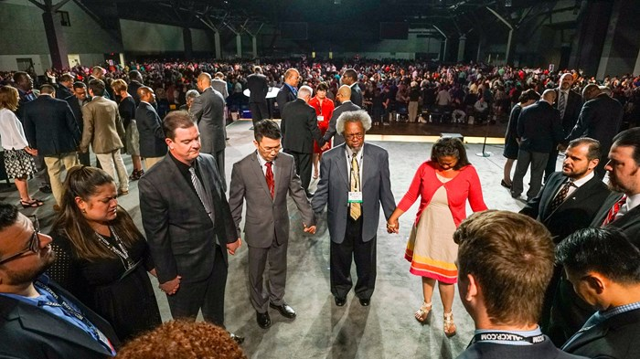 Hundreds of New Churches Not Enough to Satisfy Southern Baptists