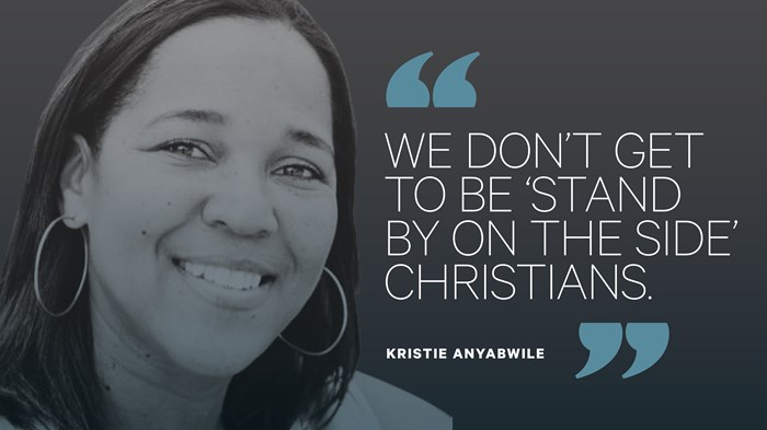 Kristie Anyabwile: Pastors' Wives Are Disciple Makers, Too