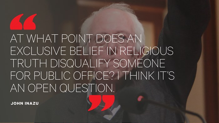 What Bernie Sanders Revealed about Christian Literacy in the Public Square