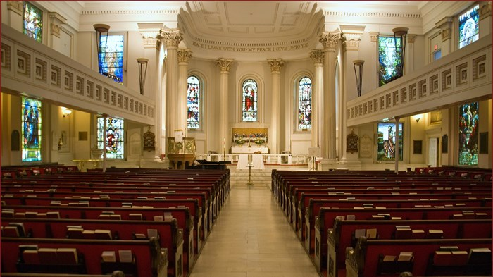 Should Churches Keep Their Civil War Landmarks?