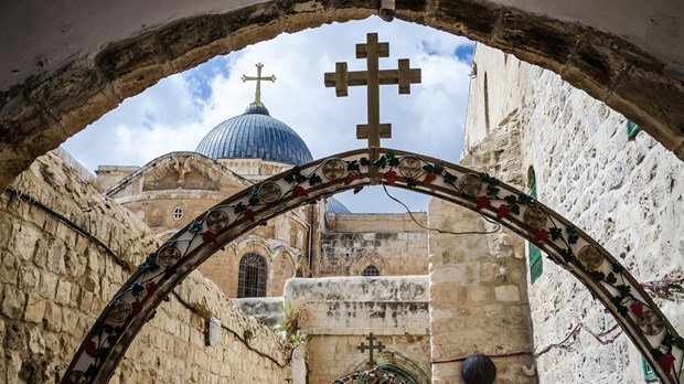 Want to Help Christians Stay in the Middle East? Start with Your Vacation.