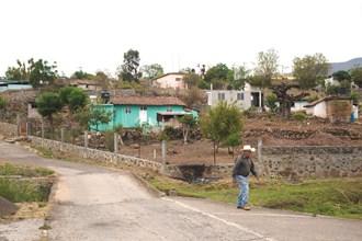 En el último recuento, el pueblo de Urequío tenía 700 habitantes.