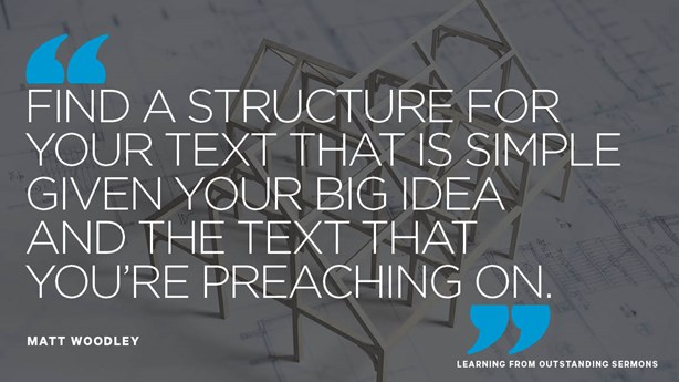 Outlining Your Sermon